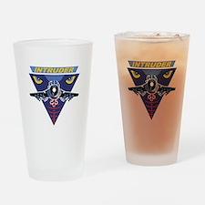A-6 Intruder Drinking Glass