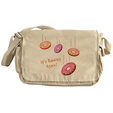Raining Donuts Messenger Bag