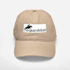hunter/jumper equestrian Baseball Baseball Cap