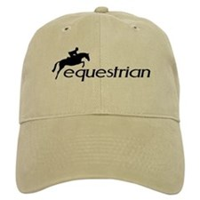 hunter/jumper equestrian Baseball Cap