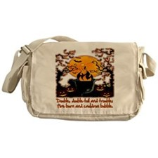 Cauldron Messenger Bag
