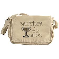 Celtic Brother Bride Messenger Bag