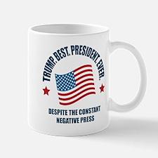 Trump Best Pres Mug