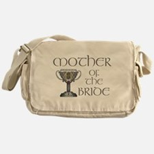Celtic Mother of Bride Messenger Bag