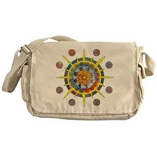 Celtic Stargate Messenger Bag