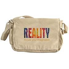 Reality Imagination Messenger Bag