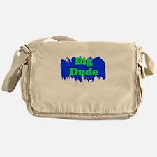Big Dude Messenger Bag
