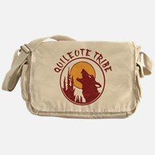 Quileute Tribe Wolves Messenger Bag