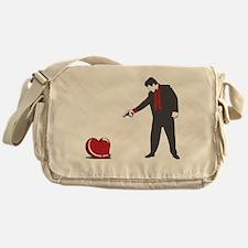 Shoot Down Love Messenger Bag