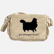Got Norwegian? Messenger Bag