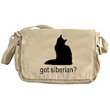 Got Siberian? Messenger Bag
