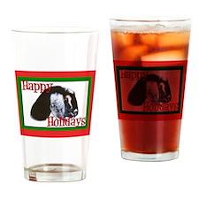 Funny Krystal Drinking Glass
