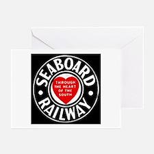 Seaboard Railway Greeting Cards (Pk of 10)