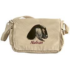Goat-Nubian-Crystal Messenger Bag