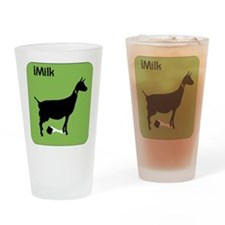 GOAT-iMilk Drinking Glass