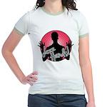 Jazz Hands! Jr. Ringer T-Shirt