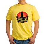 Jazz Hands! Yellow T-Shirt