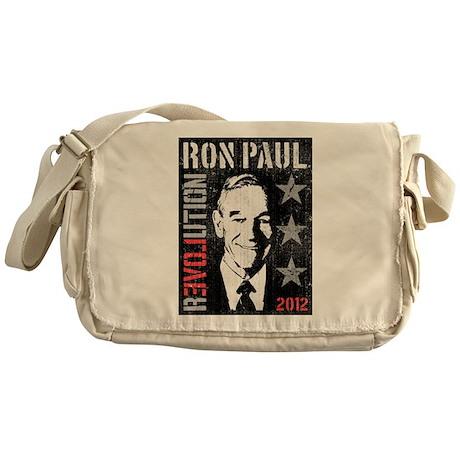 Ron Paul 'Vintage' Messenger Bag