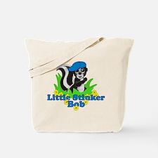 Little Stinker Bob Tote Bag
