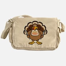 Gobble Turkey Messenger Bag