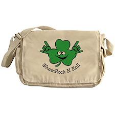 ShamRock N Roll Messenger Bag