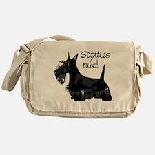Scotties Rule! Messenger Bag