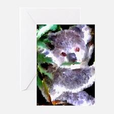Baby Koala Greeting Cards (Pk of 20)