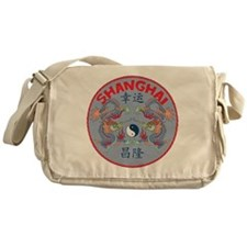 Shanghai Dragons Messenger Bag
