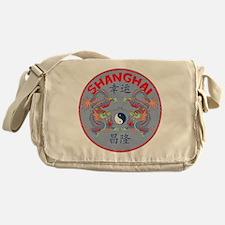 Shanghai Dragons Messenger Bag