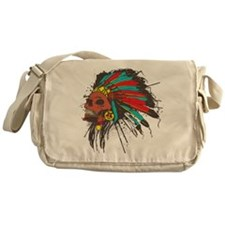War Chief Messenger Bag