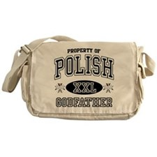Polish Godfather Messenger Bag