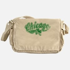 Chicago Irish Messenger Bag