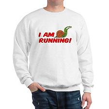 I Am Running Jumper