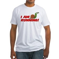 I Am Running Shirt