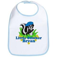 Little Stinker Bryan Bib