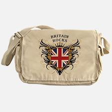 Britain Rocks Messenger Bag