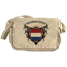 Netherlands Messenger Bag