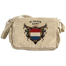 Number One Dutch Aunt Messenger Bag