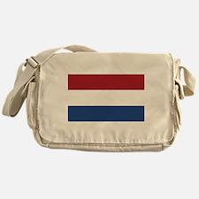 Flag of Netherlands Messenger Bag