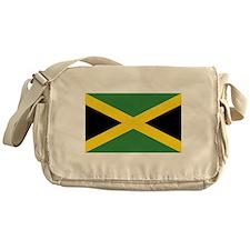 Flag of Jamaica Messenger Bag