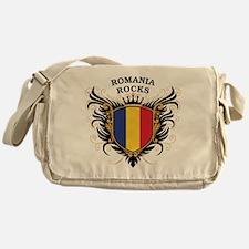 Romania Rocks Messenger Bag