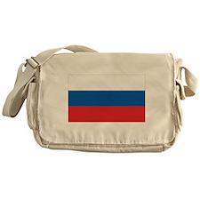 Flag of Russia Messenger Bag