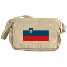Flag of Slovenia Messenger Bag