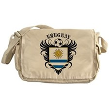 Uruguay Football Messenger Bag