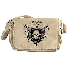 Kick Ass Mom Messenger Bag
