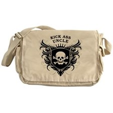 Kick Ass Uncle Messenger Bag