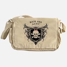 Kick Ass Aunt Messenger Bag