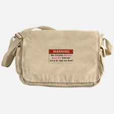 Obsessed Bella Territory Messenger Bag