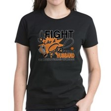 Fight Like A Girl For My MS Tee