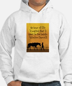 Horse and Child Hoodie